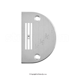 Needle Plate for ZJ9803AR, ZJ9600, ZJ9701-D3/PF, Texi Silence/ SM/ SMD, Tonic 1, Tronic 5