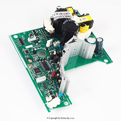 Main board WR588, WR588H (96.08.0013) for ZJ9803AR, ZJ9903AR