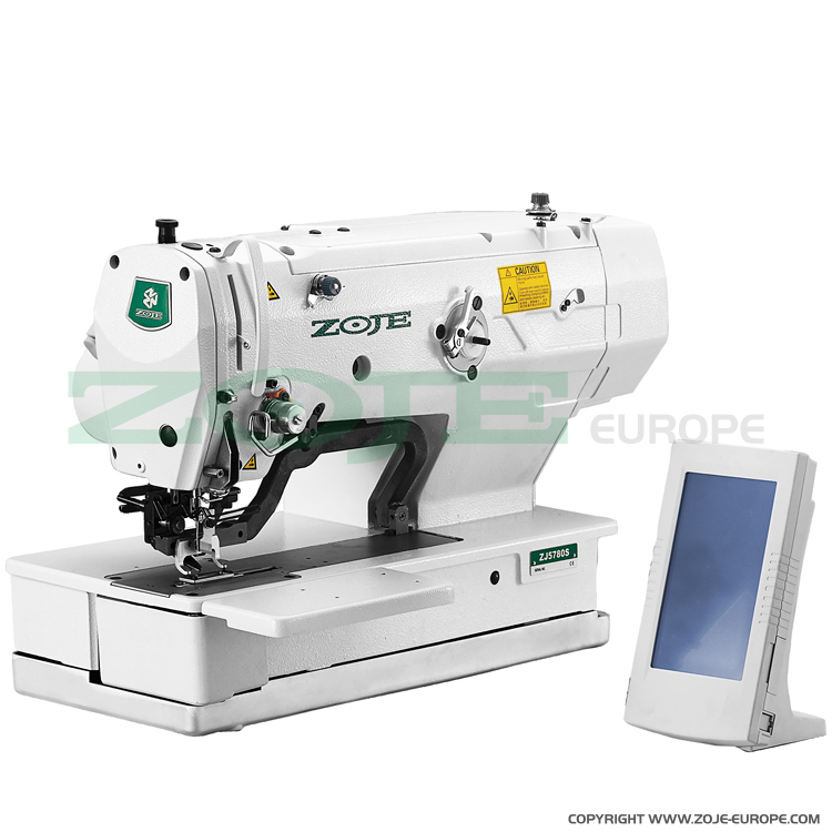 ZOJE ZJ5780S SET - Electronic buttonhole machine - complete sewing machine