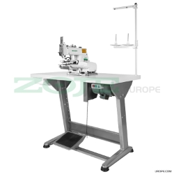 Button sewing machine with induction motor - complete sewing machine - ZOJE ZJ373 SET
