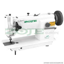 Lockstitch machine for upholstery and leather - machine head