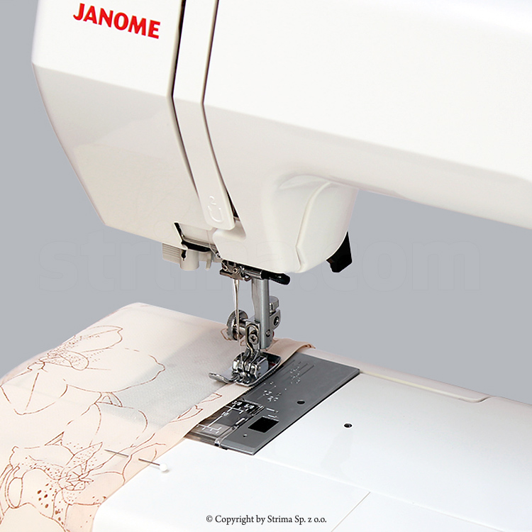 JANOME HD1800 EASY JEANS - Multifunctional sewing machine for heavy materials