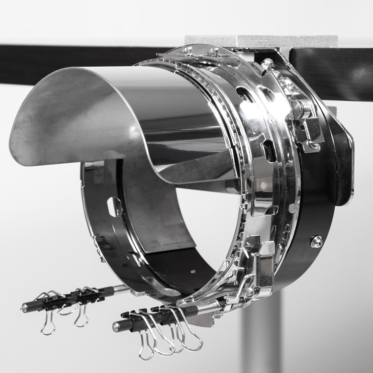 TEXI 1501 TS PREMIUM - Industrial, one-head, fifteen-needle embroidery machine