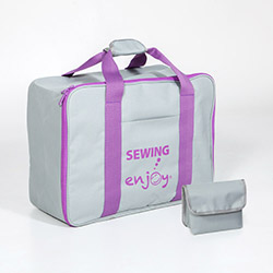 Bag for household sewing machine - ENJOY BAG FOR HOUSEHOLD SEWING MACHINE