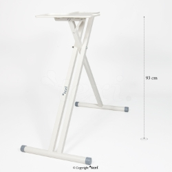 Apollo steam press stand, height 93 cms - TEXI AP01
