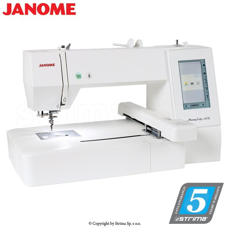 Computerized Embroidery Machine JANOME MEMORY CRAFT 40E Interesting Janome Memory Craft Mc 9700 Sewing And Embroidery Machine