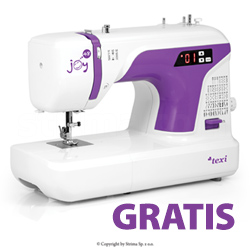 PROMOTION! Multifunctional mechanical sewing machine, 48 stitches - set