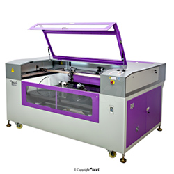 Cutting and engraving laser machine - TEXI SPECTRA 130x90