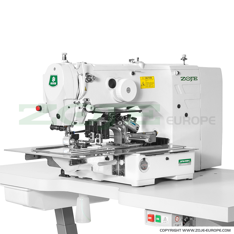 Pattern sewing machine with flip function - machine head - ZOJE ZJ5770A-1510HD