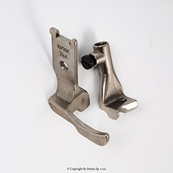 Presser foot SET - left+right for piping 1/4A for ZJ0628