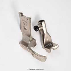 Presser foot SET - left+right for piping 1/4B for ZJ0628