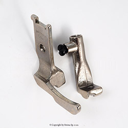 Presser foot SET - left+right for piping 3/16B for ZJ0628