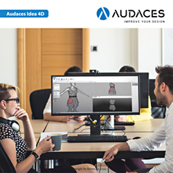 Audaces Idea 4D- user's license - AUDACES IDEA 4D