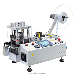 Automatic, multifunction hot knife cutting machine (right angle)