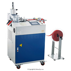 Ultrasonic cutting machine (right angle)