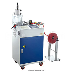 Ultrasonic cutting machine (right angle / bevel)