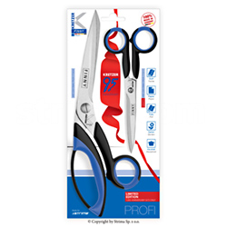 "Tailor's scissors, length 9,5""/24 cm + length 6""/15 cm"
