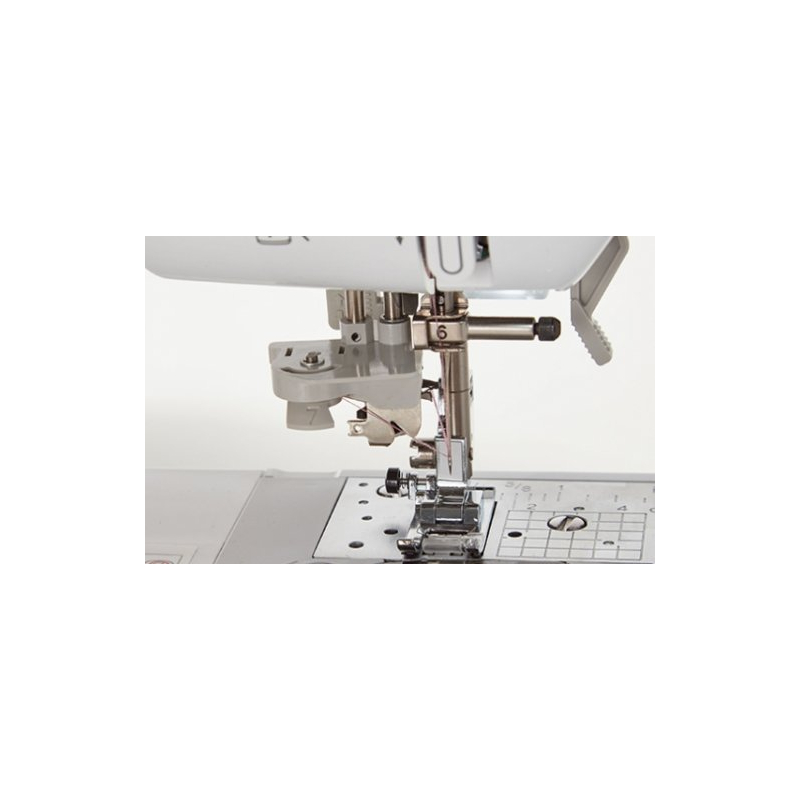 Sewing Machine And Embroidery