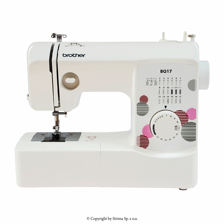 Multifunctional Sewing Machine 17 Programs Brother Bq17