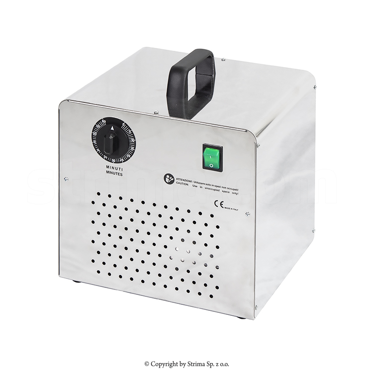 Ozonator For Sanitizing Of Rooms Up To 160m3 Battistella Atlantide 160