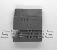 "10-1069-0-003++ - Cutting block 3/4"" for Reece"