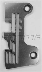 Throat plate for Brother MA4-B551-063/064