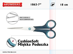 CushionSoft all purpose scissors