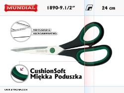 "CushionSoft dressmaker shears - 1890-9.1/2"" MUNDIAL"