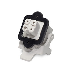 Socket 4-pol. for GLOBAL, HS, SUSSMAN, UNIMAT, 1990 iron