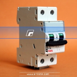 Main switch, single-phase for EUROVAPOR, OP-450, MP115, MP120 - 20207