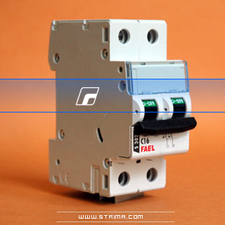 Main switch, single-phase for EUROVAPOR, OP-450, MP115, MP120