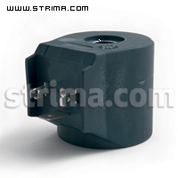 Coil for solenoid valve CEME, 12W/230V/50Hz