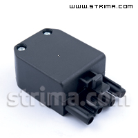 Plug connecting iron with steam generator Battistella - 20239
