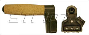 20319 - Cork handle for JOLLY iron