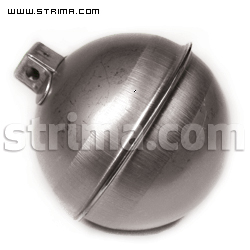 Floating ball for water level regulator
