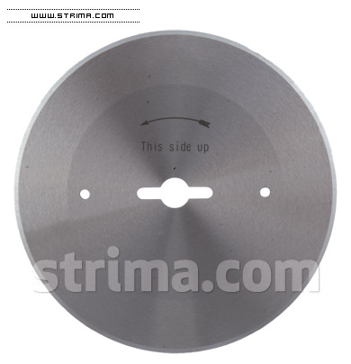 2631 HSS - Round knife blade for DYDB, FA-200C, ST-360C