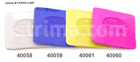 40061 - Tailor chalk yellow (50pcs/box)