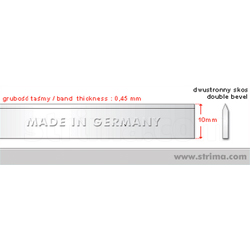 Band knife blade - 4920x10x0,45mm BS