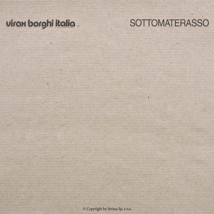 SOTTOMATERASSO SM 75 162 - Underlay paper, 162 cm width, roll lenght around 235 mts