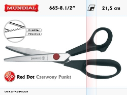 RED DOT hobby - craft pinking shears