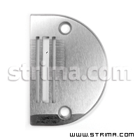 B1109-041-F00+ - Needle plate for light/standard fabrics for needle feed for Juki, Siruba, Pfaff and others