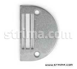 B1109-415-H00+ - Throat plate for heavy fabrics, needle feed, for Juki