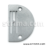 Needle plate for heavy fabrics for lockstitch machines Juki, Siruba, Pfaff and others