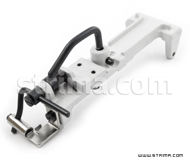 Shank button clamp for Juki