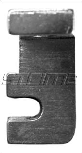 B2419-372-A00+ - Shank button adapter [A] 5 MM for Juki, Siruba, Taking, Tony