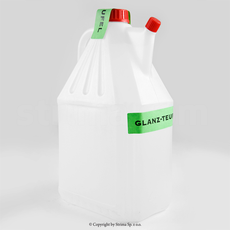 GLANZ TEUFEL - 5L - Anti-shine fluid (jerry can 5 liters)