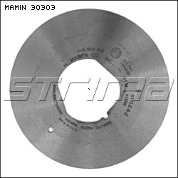 "Circular knife blade 4"" round for ROTOSHERE 4"