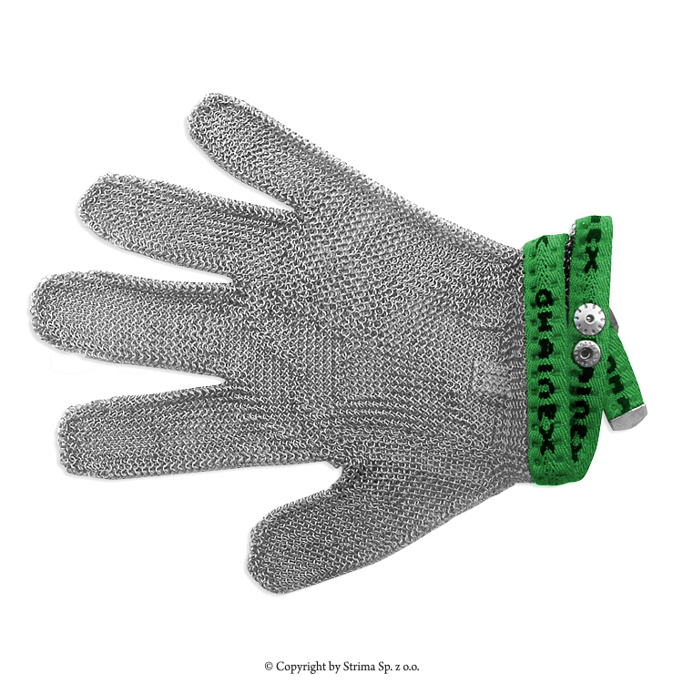S1 Green - Protective glove, universal 5-digits, 1-size (green) type SL 51