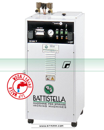 BATTISTELLA SATURNO V - Steam generator