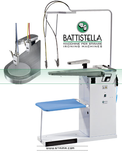 BATTISTELLA VENERE - Spot remover table